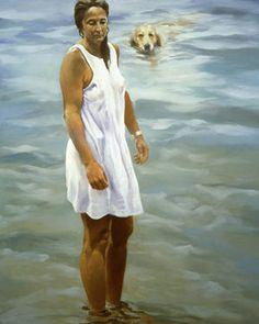 Eric Fischl | A Summer of Dog Days, 1995