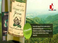 Silvanac zeleni, vrhunsko vino Wine, Bottle, Drinks, Books, Drinking, Beverages, Libros, Flask, Drink