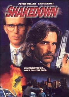 Shakedown (DVD, for sale online 80s Movies, Great Movies, Holt Mccallany, Harold Perrineau, Peter Weller, Frankie Goes To Hollywood, Sam Elliott, Drama, Movie Posters