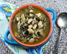 Kale & Cannellini Bean Soup | 22 Easy One-Pot Meals With No Meat