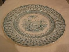 Luncheon plate, ca. 1847-59 | The Museum of Fine Arts, Houston