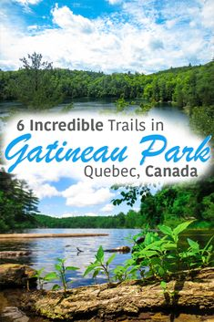 6 Incredible Trails in Gatineau Park, and everything you need to know before going out for a hike! #Gatineau #Quebec #Canada