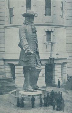 Digital Collections: Colossal Statue of Wm. Penn, to surmount the tower of the City Hall. Philadelphia History, Historic Philadelphia, Pennsylvania History, Pennsylvania Railroad, Coach Tours, Canada, Historical Images, Jersey City, World Trade