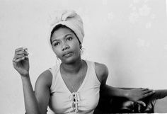Jamaican entertainer MARCIA GRIFFITHS, '71