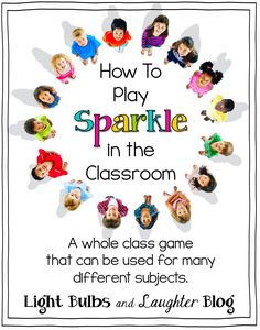 Sparkle game for math - such a fun review!