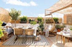 terraza con mesa para comer (3)