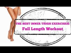 The Best Inner Thigh Exercises – Fitness, Workouts, Health Fitness Workouts, At Home Workouts, Fitness Motivation, Exercise Motivation, Cardio Training, Insanity Workout, Jessica Smith, Apocalypse Now, Slim Thighs