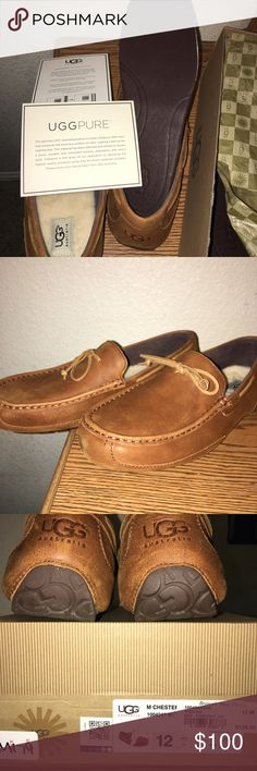 Never worn size 12 mens Ugg slippers Gift from grandma and dont have the heart to tell her I wont ware them UGG Shoes Loafers Slip-Ons Ugg Snow Boots, Winter Snow Boots, Ugg Shoes, Loafer Shoes, Loafers, Mens Ugg Slippers, Uggs With Bows, Ugg Classic Tall, 12th Man