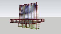 Retaining Wall R C  Steel Reinforcement Animated Dr C  Sachpazis