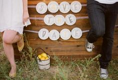 lemonade-engagement-save-the-date-photo-paper-doilies