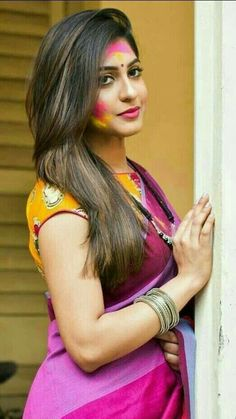 Young beautiful indian girl very