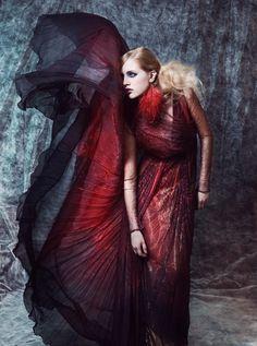 Andrey & Lili: Fotografía de moda   Undermatic