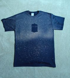 How about an awesome Doctor Who themed T-Shirt | 21 Doctor Who Inspired Crafts