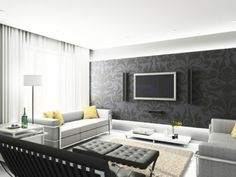modern home decor - Google Search