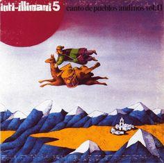 Inti-Illimani: Canto de pueblos andinos vol. II
