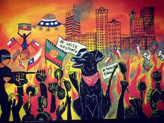 Cool Art, Fan Art, Cool Stuff, Country, Painting, Instagram, Socialism, Canvases, Murals