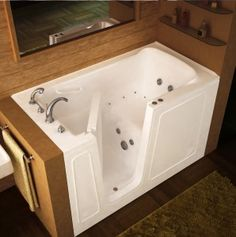 Pros And Cons Of Walk In Tubs Angies List Regarding Sizing 1938 X 1293  Jacuzzi Bathtubs For Elderly   A Bathroom Is A Must In Every Single  Residence, And