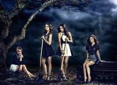 Aria , Spencer , Emily and Hanna
