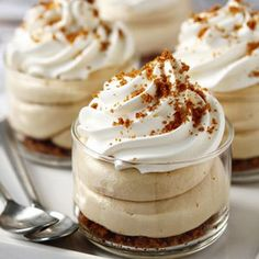 Easy No-Bake Cheesecakes & many other easy yummy desserts