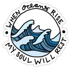 Oceans Stickers