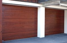 Gliderol Native Series Premium Timber Look Colours Timber Look Sectional Overhead Garage Door Compliment your home and give your garage door a natural, timber look finish without the price tag, hassle and maintenance of real timber. Available in the Madison and Tuscan style sectional doors*, the Native Series offers a range of premium timber look finishes