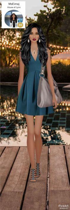 "***B-Day Bash*** Covet Fashion Game-Styled by Jamie Lynn  AKA  ""Ms. Eimaj"""