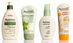 You Could Win a Year's Supply of Aveeno Products