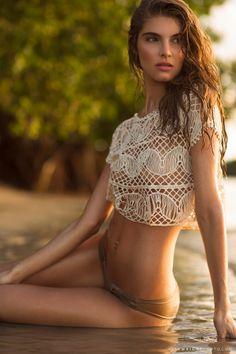 Ashley Haas - Swimsuit Modeling & Photography #work4si Model <> @Ashley Walters Haas H&M <> @allabout_muah Swim <> @montce_swim Photo <> @Joey Ceunen Wright @Jonathan London.1 @nextmodelmgmtmiami