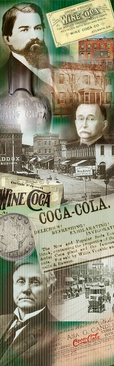 Coca-Cola - 1880s. Rss