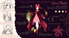 Commission - Gno*Sah Spellcat Protocol by Hyanna-Natsu