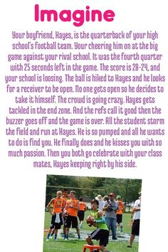 Hayes Grier Imagine for @AllyssaSharpee