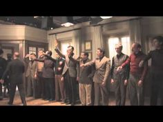 Che strano chiamarsi Federico, Backstage, Ettore Scola racconta lamico Federico Fellini