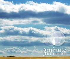 Changed By Faith 3 Minute Retreat