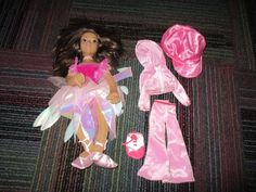 "BARBIE & ME BALLERINA 14"" SOFT BODY BARBIE BRUNETTE DOLL, EXTRA JUMPSUIT, HAT +  #BARBIE #BARBIE"