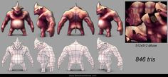 LOWPOLY (sub 1000~ triangle models) - Page 211 - Polycount Forum