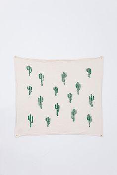 imprimé cactus