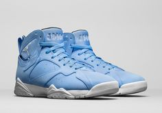 "b762a509f83c3d Updated March The Air Jordan 7 ""University Blue"" is expected to release on  April As part of the unveiling of a collection for this summer honoring  Michael ..."