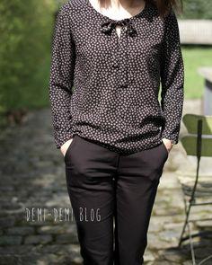 Couture come-back, clap 2ème / Le top PAM (via Bloglovin.com )