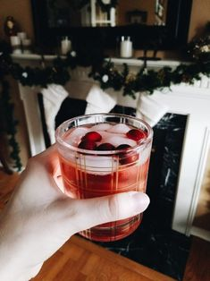 holiday season drinks
