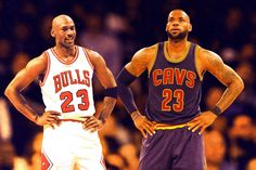 Golden State Warriors head coach Steve Kerr: Michael Jordan and LeBron James 'two best players that I've ever witnessed' What do you think? Lebron James, Michael Jordan, Nba Playoffs, Second Best, Best Player, King James, Golden State Warriors, Chicago Bulls, Kobe