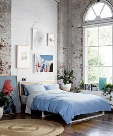 Fine Interiors — Warehouse Apartment by Hunting for George.