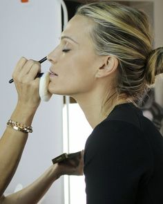 Monika Blunder is a makeup GENIUS. For some of our tips and tricks check out our tutorial here :)