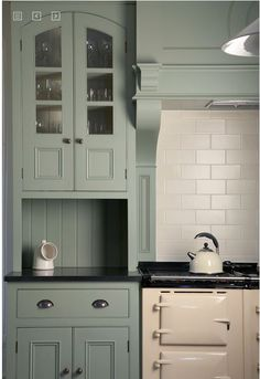 Arched upper cabinet doors