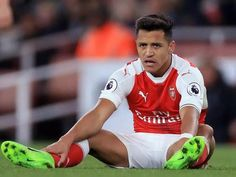Arsene Wenger tried to slip through Alexis Sanchez injury news in unusual press conference Arsene Wenger, Barclay Premier League, Pep Guardiola, Premier League Matches, Arsenal Fc, Saga, Costa, Football, Te Quiero