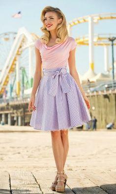 Modest Clothing for Women: Cute Modest Retro Dresses