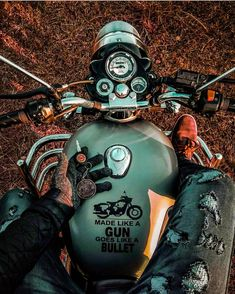 Royal enfield wallpaper by - - Free on ZEDGE™ Enfield Bike, Enfield Motorcycle, Motorcycle Art, Women Motorcycle, Royal Enfield Bullet, Royal Enfield Stickers, Royal Enfield Classic 350cc, Royal Enfield Wallpapers, Royal Enfield Modified