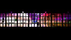 colourful night by Hendrik Lohmann