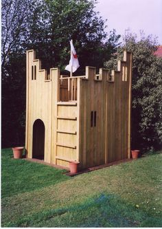 castle climbing frame - Google Search
