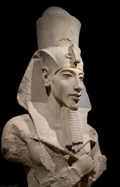 "Akhenaten meaning ""living spirit of Aten"" known before the fifth year of his reign as Amenhotep IV was a Pharaoh of the Eighteenth dynasty of Egypt who ruled for 17 years and died perhaps in 1336 BC or 1334 BC."