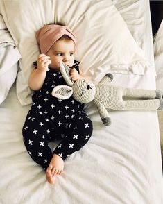LAZY SUNDAYS This little cutie definitely knows how to kick back and have some chill time. How gorgeous does she look in our romper? Little People, Little Girls, Kick Backs, Baby Shower Gifts, Lazy, Chill, Kids Outfits, Cool Style, Kids Fashion